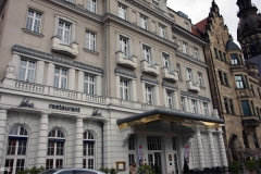 Im ehrwürdigen Leipziger Fürstenhof Hotel fand der diesjährige Leipziger HiFi-Tag statt.