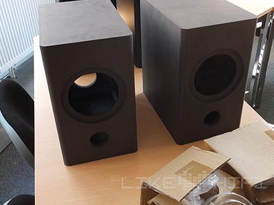 Das Gehäuse und das Innenleben wurde uns von Blue Planet Acoustic zur Verfügung gestellt
