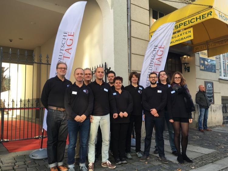 Das Team der Mitteldeutschen HiFi-Tage