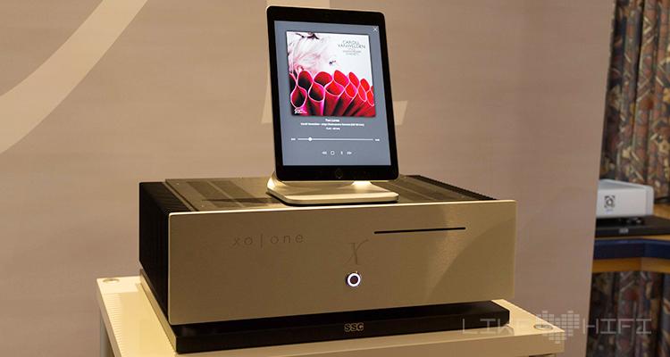 Der x-odos xo-one (Musikserver inklusive HighResAudio-Zugang) lässt sich intuitiv bedienen. Klasse Idee und Umsetzung.