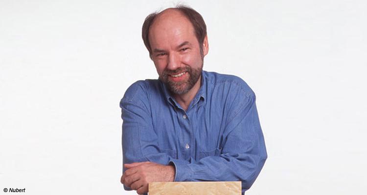 Günther Nubert im Jahr 2000