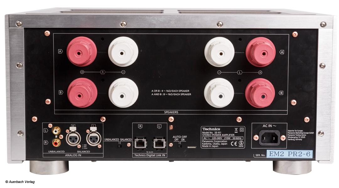 der idealist technics se r1 im test stereo streaming high end. Black Bedroom Furniture Sets. Home Design Ideas