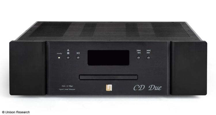 Unico CD Due schwarz