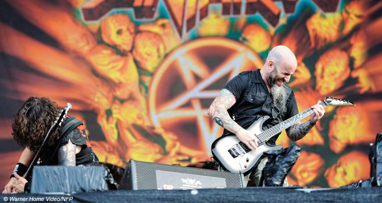 Anthrax, Wacken