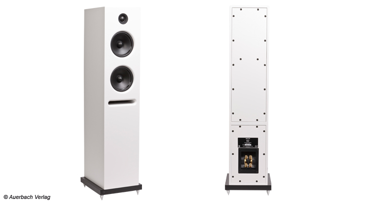 Epos K2 Speaker Standlautsprecher Lautsprecher HiFi