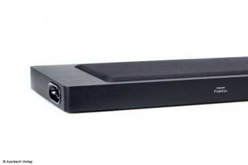 Philips Fidelio XS1 Soundbar Soundstage Test Review