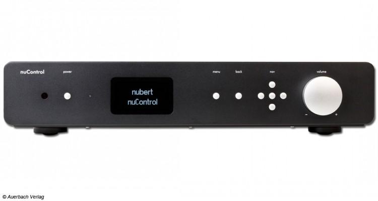 Nubert nuControl Test Review Testbericht Vorstufe HiFi Elektronik