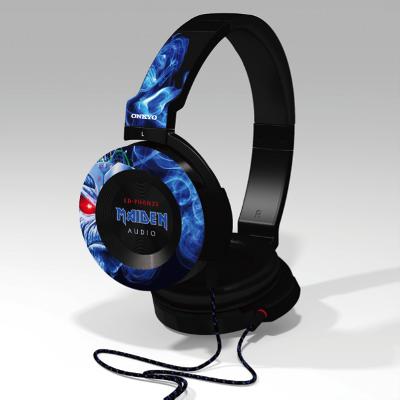 Onkyo und Iron Maiden bringen ED-PH0N3S Kopfhörer