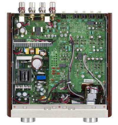 Marantz Vollverstärker HD-AMP1 Innenansicht