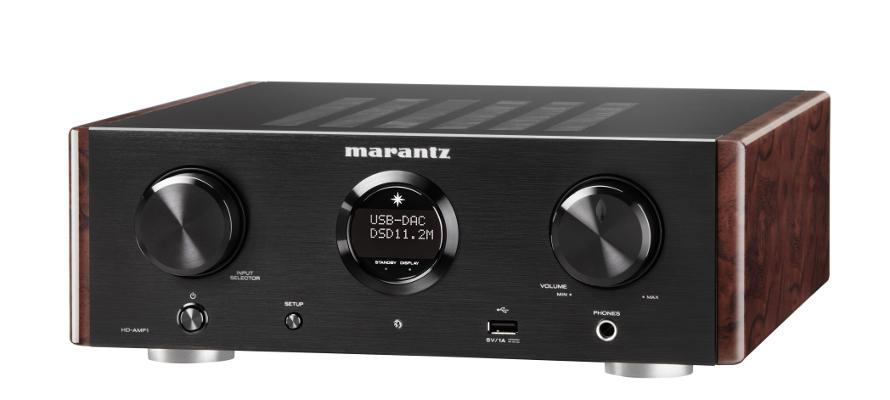 Marantz HD-AMP1 in schwarz