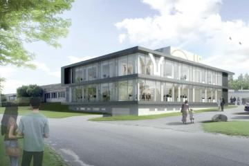 Dynaudio Entwicklungszentrum Skanderborg