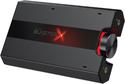 Creative Soundkarte Sound BlasterX G5