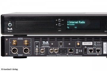 T+A MP 2000 R R-Serie Multi Source Player Netzwerkplayer Test Review