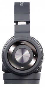 Kompaktes Falt-Headset: klangstarker Sound + kristallklare Sprachqualität
