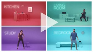 Philips izzy Multiroom-Range