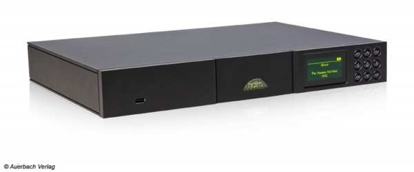 Naim ND5 XS Frontansicht