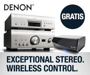 Denon PMA-2500NE/DCD-2500NE Kombination mit gratis HEOS Link