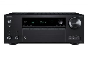 Onkyo HT-R695 (B) Front