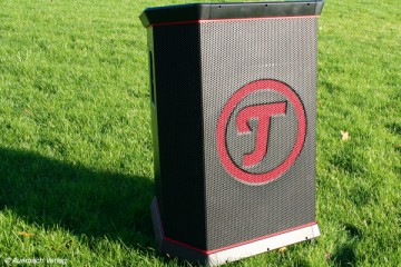 Teufel Rockster Test Review Bluetooth Speaker Lautsprecher Outdoor Wireless