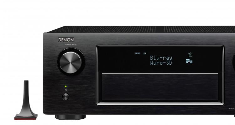 Denon AVR-X4200W 7.2 Kanal-Netzwerk-AV-Receiver mit Auro-3D