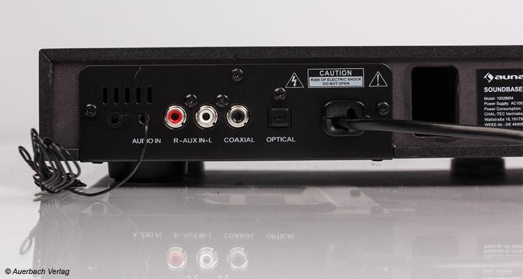 Auna-SBar-IV