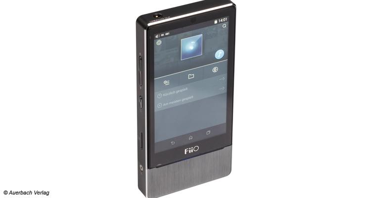 FiiO X7 Test Review DAP Digital Audio Player Hires High Res