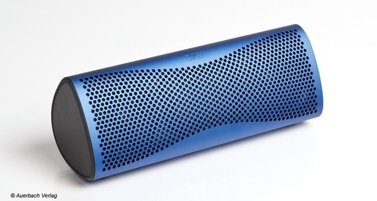 KEF Muo Bluetooth Lautsprecher Speaker Soundlink Test Review