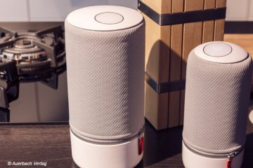 Libratone Zipp Mini Test Review News Bluetooth WLAN Speaker Lautsprecher