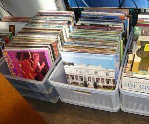 Schallplattensamlung