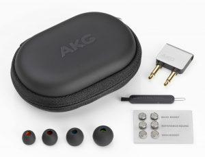 AKG N40 Accessories