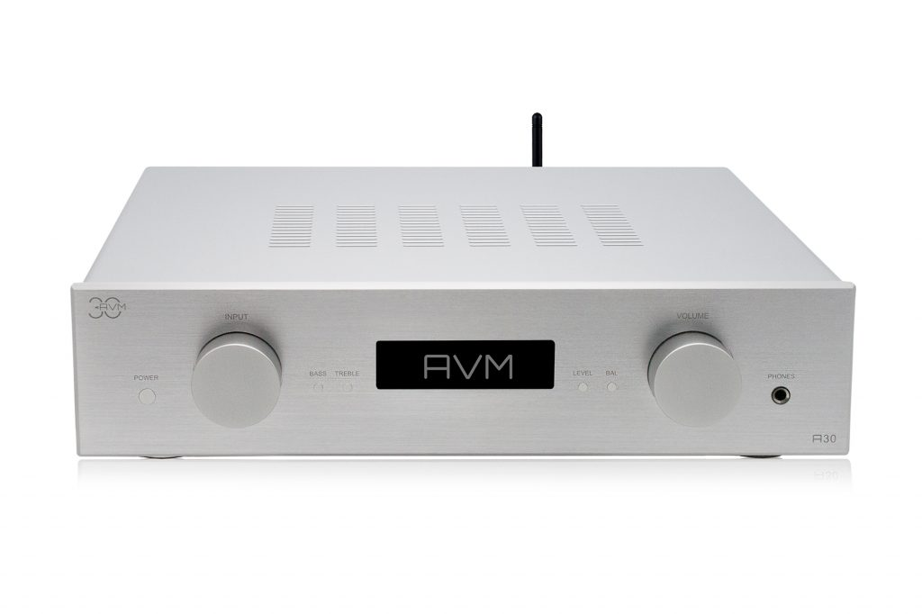 AVM30_A30_Front_Silver_Front