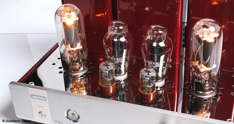 Röhrenverstärker Triode TRV-845 SE: Röhren