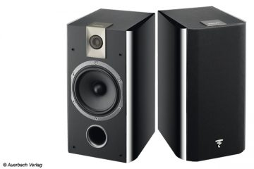 Focal Chorus 706 Test Review Kompaktlautsprecher Regal Speaker
