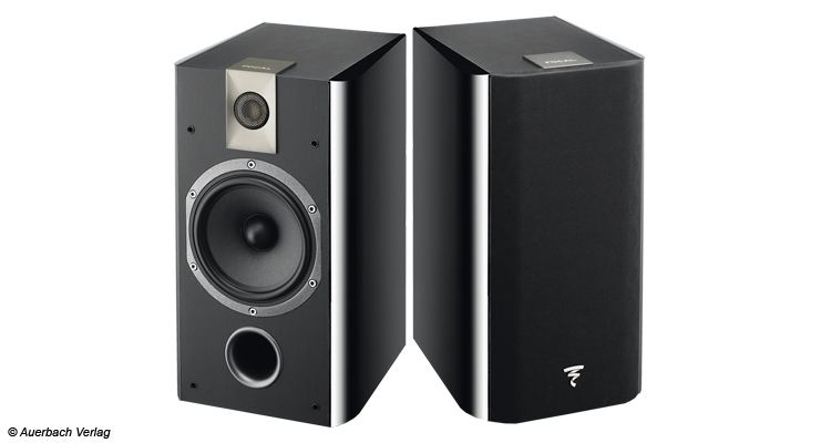 Focal Chorus 706 Test Review Kompaktlautsprecher Regal Speaker