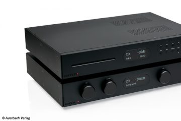 Test Audiolab 8300A Vollverstärker und 8300CD CD-Player Amp Review