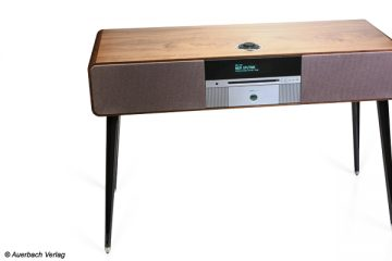 Ruark Audio R7 Musiksystem Radiogram Musiktruhe Test Review