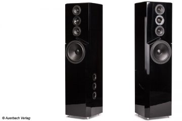 High End Standlautsprecher Lautsprecher Speaker Pulse Geniun Audio Test Review