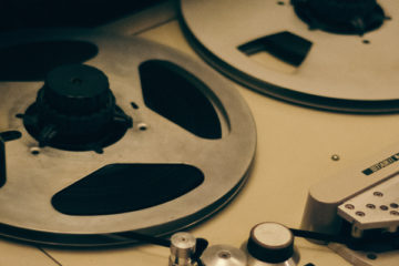 Tonband – High End vom Band Reel To Reel Tape Band Machine