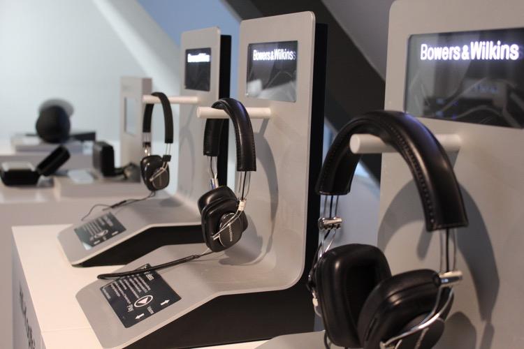 Bowers & Wilkins steht nicht nur für tolle Lautsprecher sondern auch für fantastische Kopfhörer