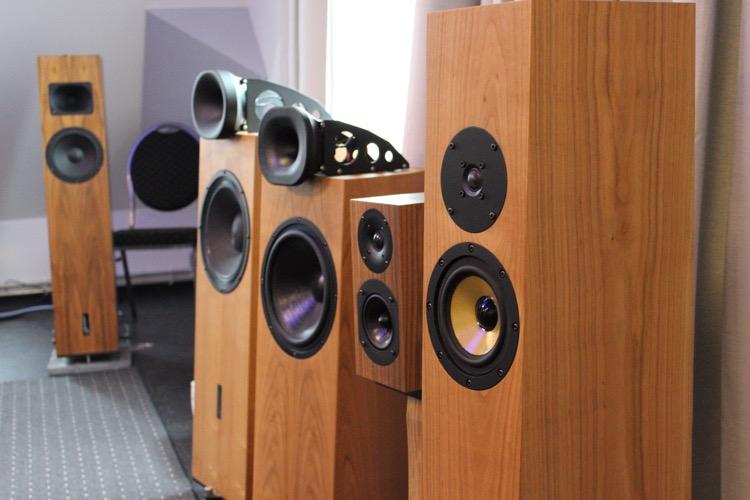 Blumenhofer Acoustics's Schätze gibt es in der 4ten Etage