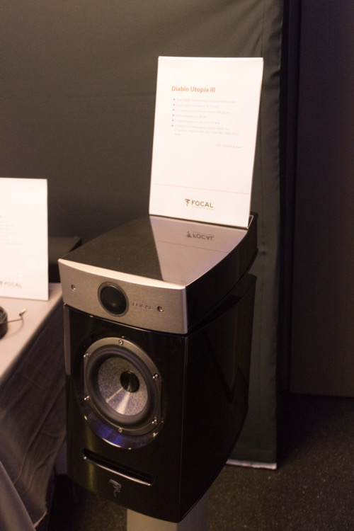 Focal Diablo Utopia III (Kompaktlautsprecher)