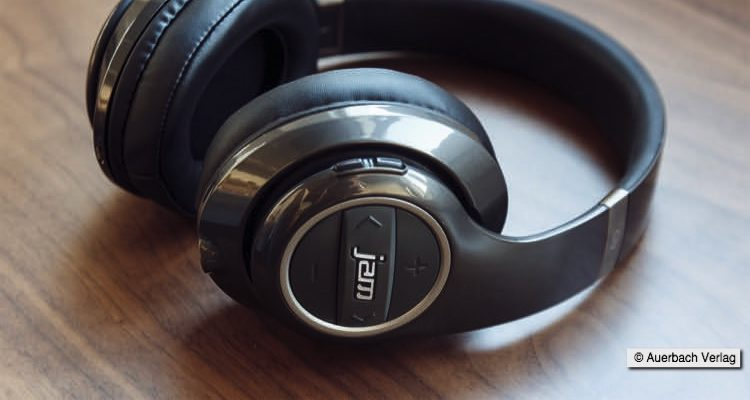 Jam Audio Transit City Kopfhörer Headphones Test Review