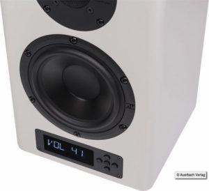 Nubert nuPro A-200 Test Review Testbericht Aktivlautsprecher Lautsprecher