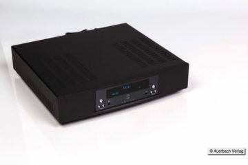 Linn Majik DSM Test Review Network Netzwerk Netzwerkplayer Streamer Amp Verstärker All In One