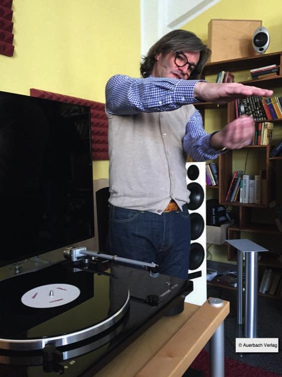 Jürgen Reichmann Reichmann Audiosysteme Thorens Plattenspieler