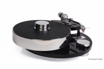 Transrotor Jupiter Test Plattenspieler Turntable Review