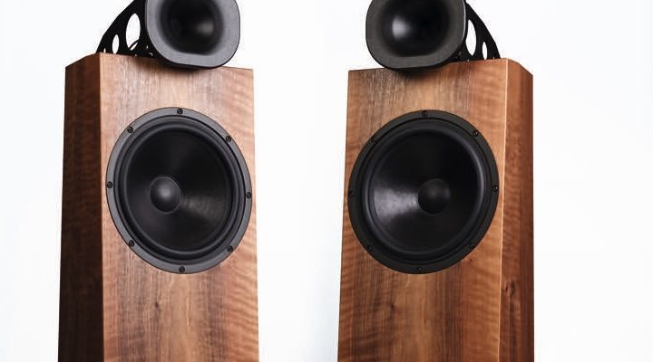 Blumenhofer Acoustics Genuin FS3 MK2 Hornlautsprecher Standlautsprecher Test Review Horn Loudspeakers