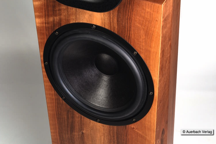 Blumenhofer Acoustics Genuin FS3 MK2 Hornlautsprecher Standlautsprecher Test Review Speaker Horn Loudspeakers