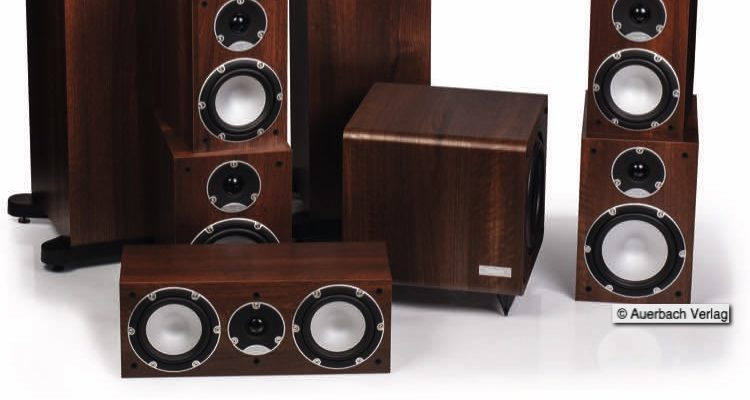 Test Tannoy Mercury 7.1 Surround Lautsprecher Set Review