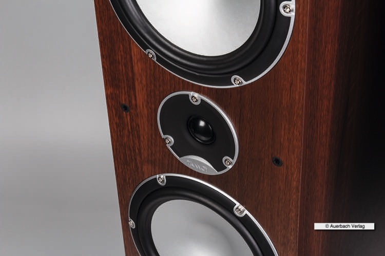 Tannoy Mercury 7.1 Surround Lautsprecher Set Test Review Speaker